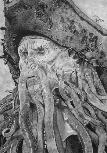 Davy Jones - Pirates des Carabes