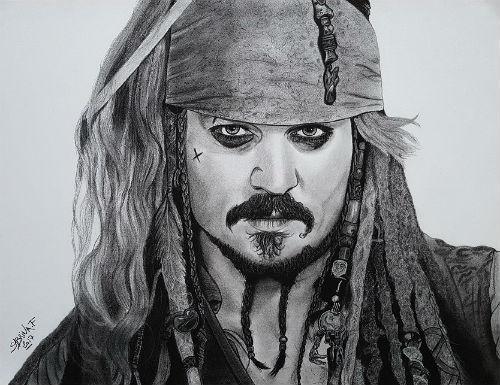 Jack Sparrow2- Pirates des Carabes
