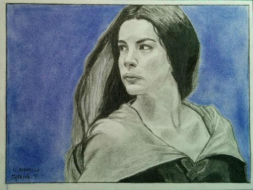 Le Seigneur des Anneaux, Arwen (2007)